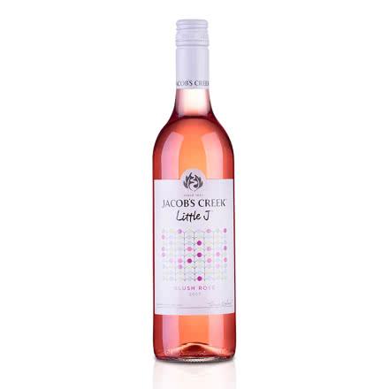 《【 酒仙网自营 】杰卡斯J小调系列清妍桃红葡萄酒 ¥59.00》