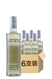 《【 品尚红酒 】冰灵霞多丽白葡萄酒 2012 250ml*6 ¥338.00》
