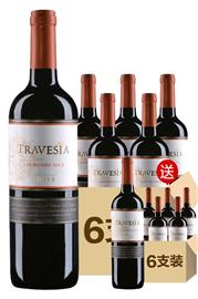 《【 品尚红酒 】干露酒庄远航佳美娜红葡萄酒2013*2箱 ¥534.00》