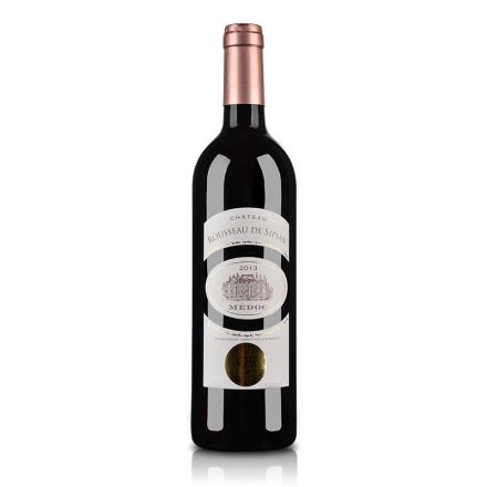 《【 酒仙网自营 】法国鲁索喜萍城堡干红葡萄酒 ¥83.00》