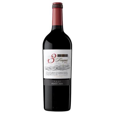 《【 京东自营 】沛瑞拉达酒庄三种葡萄园陈酿干红 2012  ¥49.50》