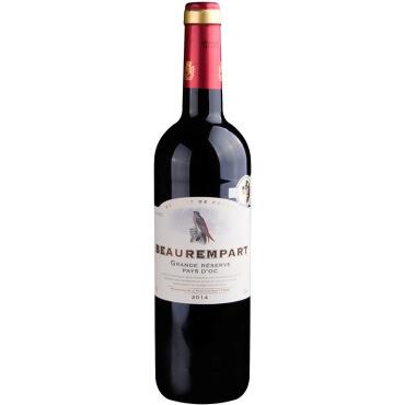 《【 京东自营 】勃朗芭赤霞珠干红葡萄酒 ¥25.00》