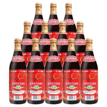 《【 京东自营 】塔牌 陈年绍兴花雕酒 500ml*12瓶 ¥88.00》