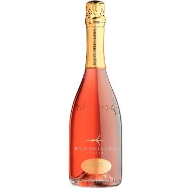 《【 京东自营 】意大利月亮之吻桃红起泡葡萄酒 ¥33.00》