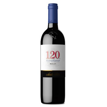 《【 京东自营 】圣丽塔120美乐干红葡萄酒 ¥40.00》
