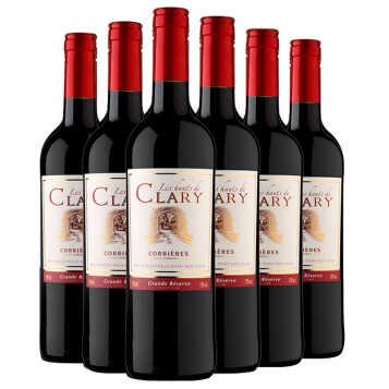 《【 京东商城 】克拉希湾干红葡萄酒*6支 ¥179.00》