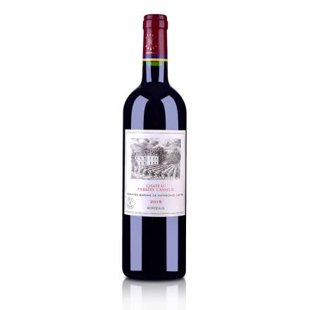 《【 酒仙网自营 】法国拉菲凯萨天堂古堡干红葡萄酒2013 ¥258.00》