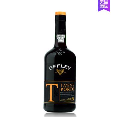 《【天猫国际】葡萄牙 双头鹰茶色波特葡萄酒 107.35元(双重优惠)》
