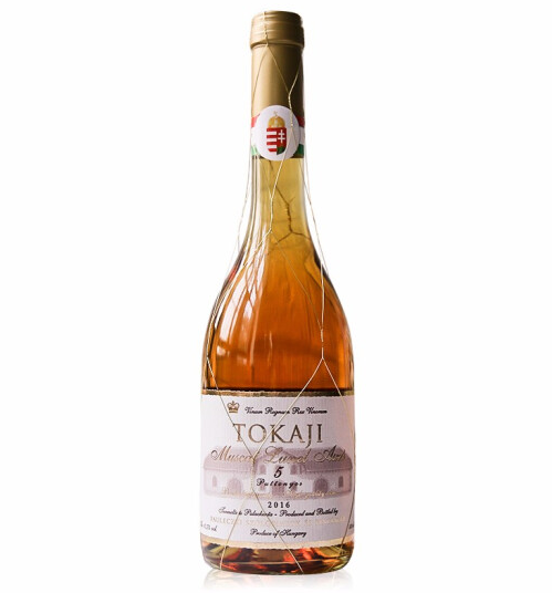 《【京东商城】金线瓶Aszu阿苏托卡伊贵腐甜白500ml5P 150元(双重优惠)》
