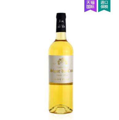 《【天猫国际】克罗世家城堡贵腐甜白 88会员82.46元(双重优惠)》