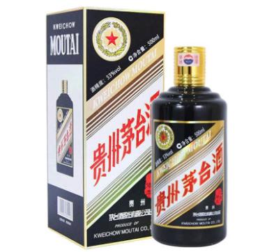 《【天猫超市】9日10点:贵州茅台酒 (己亥猪年) 53度 500ml 88会员2564.05元》
