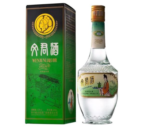 《【京东】文君金质文君酒1988复刻版 52度 500ml 291.97元(双重优惠)》